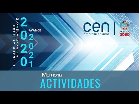 Memoria de actividades 2020 y avance 2021