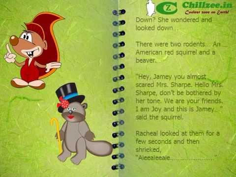 G & J - Free - kids online fantasy story series - Episode # 01
