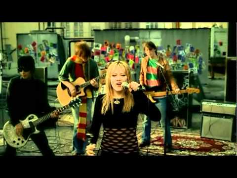 Hilary Duff - Why Not (Official Music Video) HD