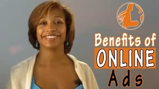 Salon Marketing Plan Tips - Benefits of Online Ads