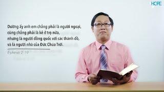 VHOPE - Đèn Soi Bước (Lời Chúa Mỗi Ngày) 35 - Ê-phê-sô 2:19