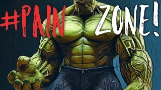 WELCOME TO THE PAIN ZONE - Bodybuilding Lifestyle Motivation