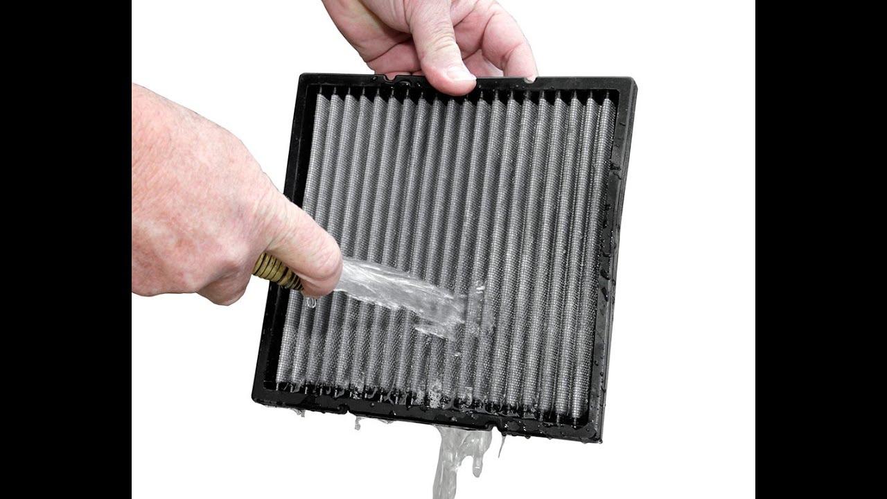 k n lifetime cabin air filter for 2014 ram 1500 trucks [ 1280 x 720 Pixel ]