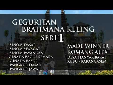 Geguritan Brahmana Keling Seri 1