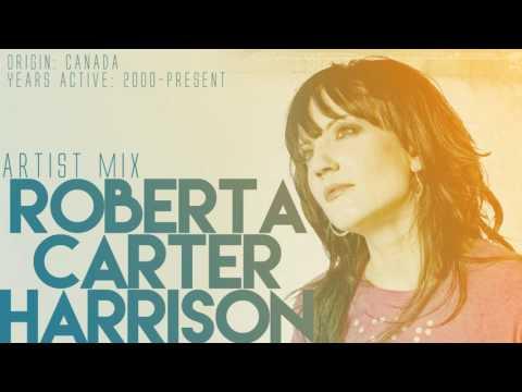 Roberta Carter Harrison - Artist Mix