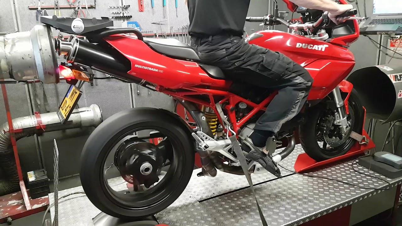 Original Ducati multistrada 1000 ds, sound. - YouTube