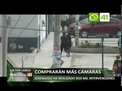 Serenazgo de Víctor Larco ha realizado más de 2 mil intervenciones - Trujillo