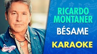 Ricardo Montaner - Bésame (Official CantoYo Video)