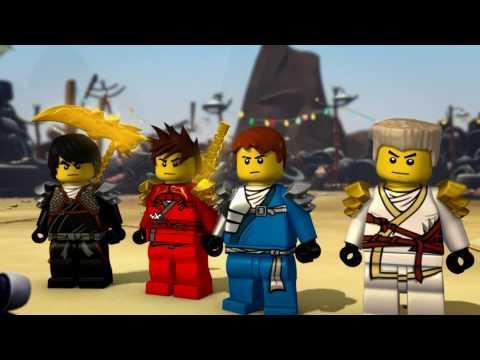Day of the Great Devourer - LEGO Ninjago - Season 1 , Full Episode 13