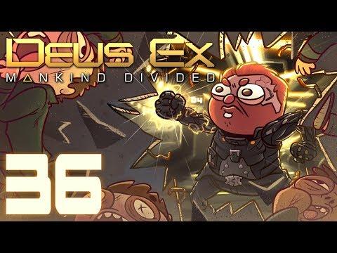 Deus Ex: Mankind Divided [Part 36] -  Party Crashers
