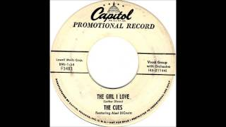The Girl I Love - Cues 1956 Capitol 3483