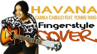 Havana - fingerstyle cover by Eriza TW (Camila Cabello part only)