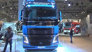 Volvo FH 540 I-Shift Dual Clutch 4x2 Performance Edition Tractor (2017) Exterior and Interior in 3D