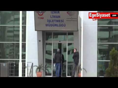 İzmir'de 'Liman Operasyonu' Yapan Emniyet Müdürler Görevden Alındı