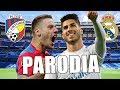 Canción Real Madrid vs Viktoria Plzen 5-0 (Cuando Te Besé)