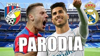 Download Video Canción Real Madrid vs Viktoria Plzen 5-0 (Cuando Te Besé) MP3 3GP MP4