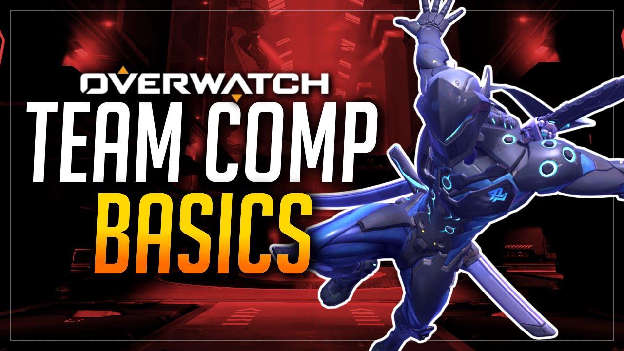 Overwatch Team Composition