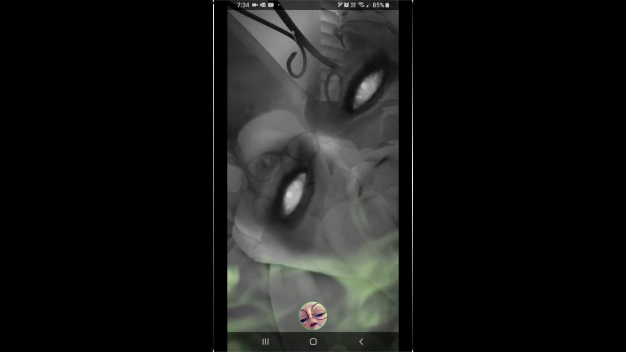 Glitch or Ghost on Snapchat? More info below