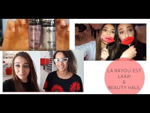 [VLOG]: La Rayou est laaa ❤ Beauty Haul ASTRA