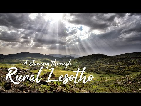 A Journey through Rural Lesotho | Travel Documentary