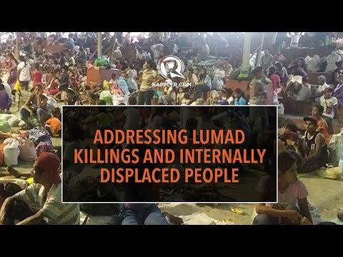 Rappler Talk: Addressing Lumad killings and internally displaced people