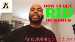 Why Being On Your Purpose Alone Doesn't Build Attraction & How To Get Rid Of Women