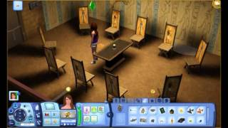 The Sims 3 World Adventures:The Sphinx