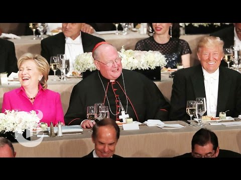 2016 Al Smith Dinner (Full) | The New York Times