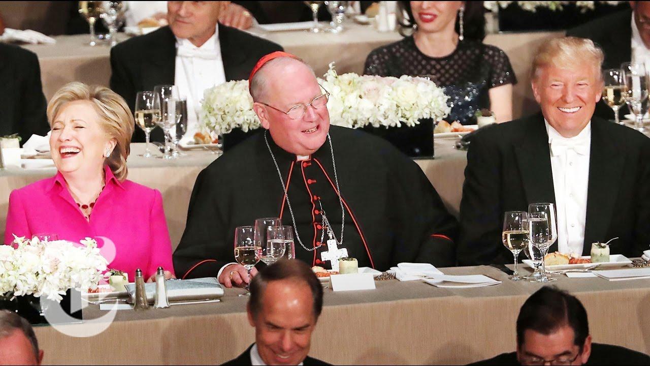 2016 Al Smith Dinner Full The New York Times