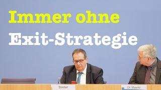 Sehenswerte Bundespressekonferenz vom 10. Mai 2017