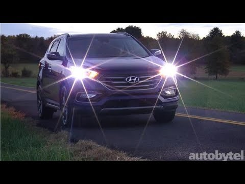 2018 hyundai santa fe sport 2 0l turbo ultimate awd test. Black Bedroom Furniture Sets. Home Design Ideas