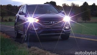 2018 Hyundai Santa Fe Sport 2.0L Turbo Ultimate AWD Test Drive Video Review