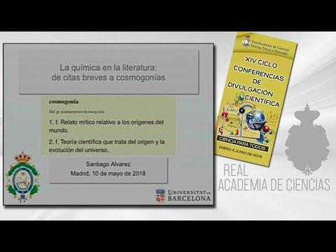Santiago Álvarez Reverte, 10 de mayo de 2018.16º conferencia delXIV CICLO DE CONFERENCIAS DE DIVULGACIÓN CIENTÍFICA.CIENCA PARA TODOS 2018http://www.rac.eshttps://twitter.com/racienciashttps://arac.rac.es/