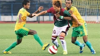 CFL 2013: MOHUN BAGAN'S KATSUMI YUSA WINS MILLION HEARTS ON HIS DEBUT... 遊佐克美 検索動画 20