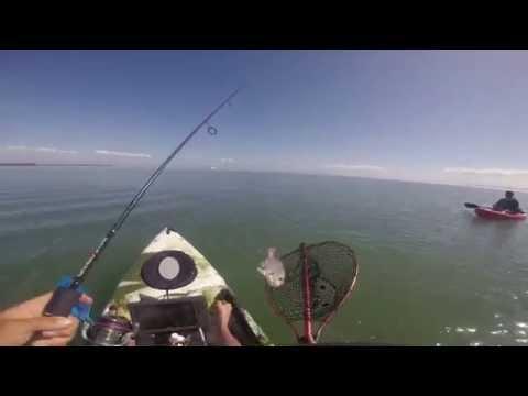Cleveland kayak fishing