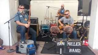"Ben Miller Band  ""If I had a Gun"" at the Black Swamp Arts Festival 2013"