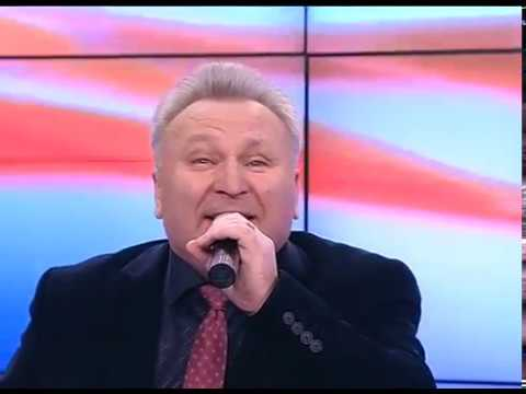 """Геннадий Парыкин, автор и исполнительв программе """"УТРО"""" на СТВ"""