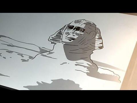 فيديو غرافيك: مرور 150 عاما على افتتاح قناة السويس  - نشر قبل 48 دقيقة