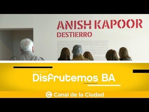 """Para descubrir: """"Destierro"""" de Anish Kapoor en Disfrutemos BA"""