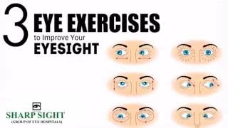 3 Easy Eye Exercises to Improve Vision Naturally | Sharp Sight