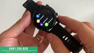 Microwear L13 | Đồng hồ thông minh nghe gọi giá rẻ