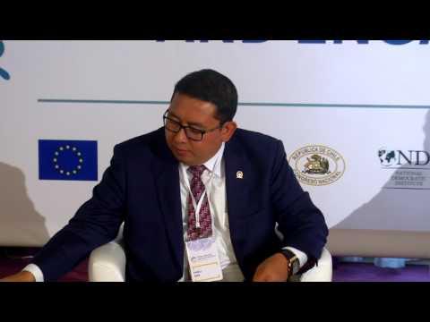 GLOC 2017 Ukraine - Parliaments, Citizen Trust, and Openness
