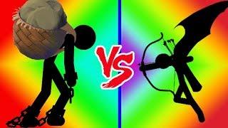 Stick War 2 - Giant Boss Vs Albowtross