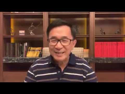 陳水扁 新勇哥物語 310 老布希總統生前遺願,要在人生最後一次的政壇發揮影響力推動政治大和解,談到喪禮外交