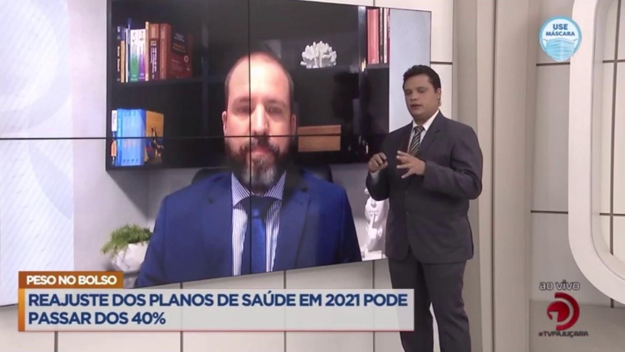 Reajuste dos planos de saúde - Dr. Juliano Pessoa esclarece diversos pontos.