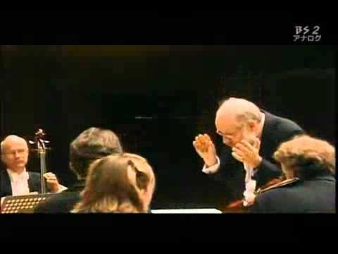 Mozart's 5th Symphony with Karl Bohn and the VPO