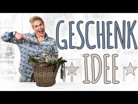 GESCHENKIDEE - DAS PERFEKTE GESCHENK MIT ÜBERRASCHUNGSEFFEKT - DIY