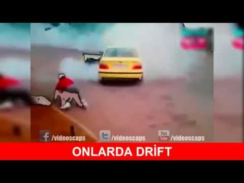 Onlarda vs. Bizde Drift | Video Caps