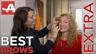 BEST TIPS FOR BEAUTIFUL BROWS 'EXTRA' | Best of Everything | AARP