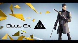 Tráiler de lanzamiento Deus Ex GO